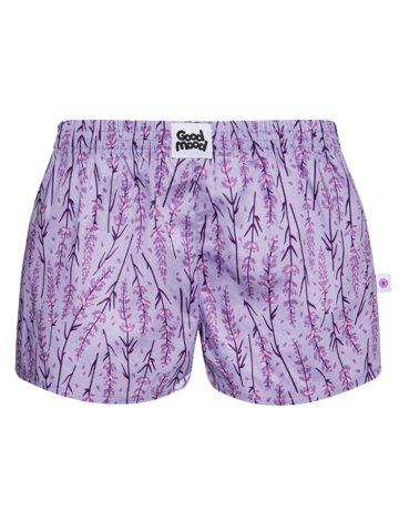 Gift idea Women's Boxer Shorts Lavender