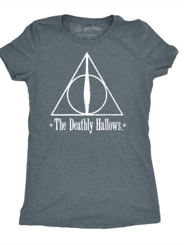Sale Women's T-Shirt Harry Potter™ - The Deathly Hallows