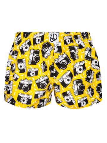 Looking for an original and unusual gift? The gifted person will surely surprise with Women's Boxer Shorts Camera