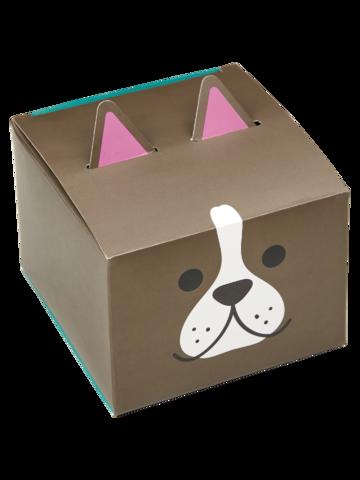 Potěšte se tímto kouskem Dedoles Dárková krabička Psí kamarádi