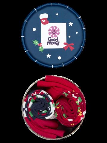 Rabatt Geschenkbox Weihnachtskatzen