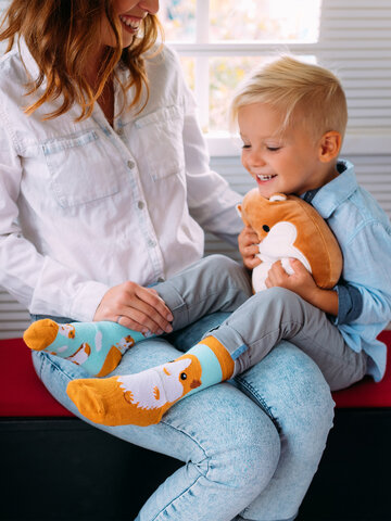 Original gift Kids' Socks Guinea Pig