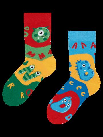 Potešte sa týmto kúskom Dedoles Kids' Socks First Letters