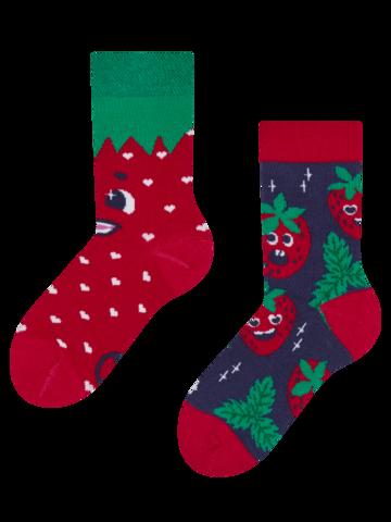 Zľava Vesele dječje čarape Sretne jagode