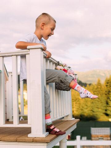 Zľava Vesele dječje čarape Sretni praščići