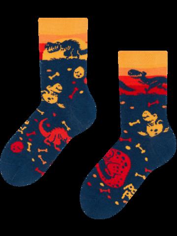 Sale Kids' Socks Dinosaur World