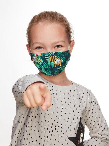 Bereiten Sie sich Freude mit diesem Dedoles-Stück Lustige Gesichtsmaske für Kinder Tiger