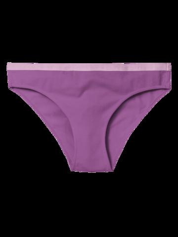 für ein vollkommenes und originelles Outfit Hyazinthenviolette Höschen für Frauen