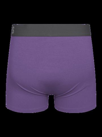 Geschenk von Dedoles Neonviolette Boxershorts für Männer