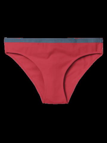 ZNIŻKA Figi damskie czerwone