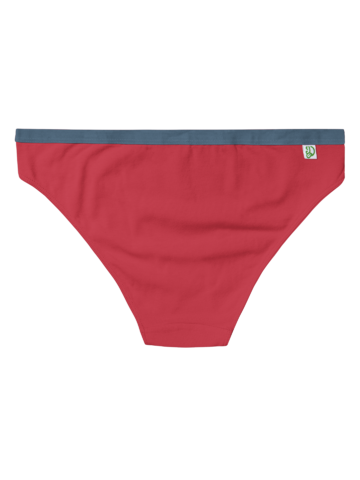 Pre dokonalý a originálny outfit Figi damskie czerwone