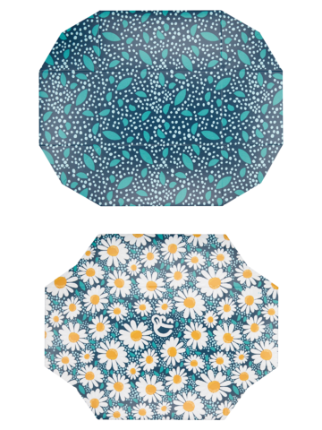Obrázok produktu Klasická darčeková krabička Kvet sedmokrásky