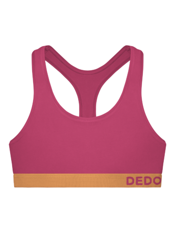 Obrázok produktu Bralette para mujer rosa frambuesa