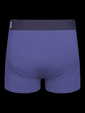 Tip na dárek Irisově modré pánské boxerky