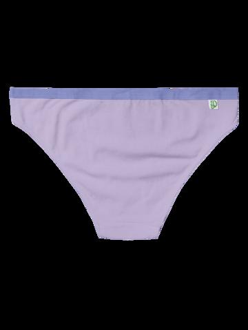 Zľava Pastelovo fialové dámske nohavičky