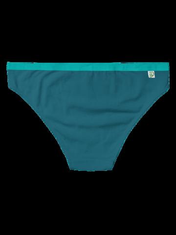 Geschenktipp Blaugrüne Höschen für Frauen