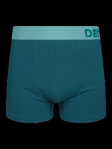 Geschenktipp Blaugrüne Boxershorts für Männer
