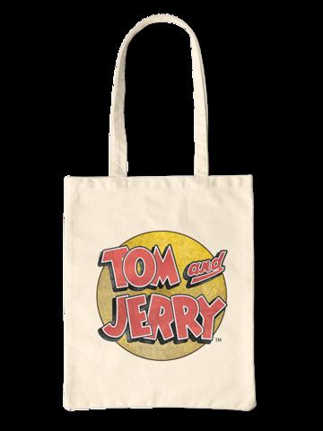 ОТСТЪПКА Платнена торба Tom a Jerry ™ Лого