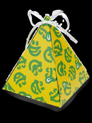 Zľava Piramidna darilna škatla Dedoles