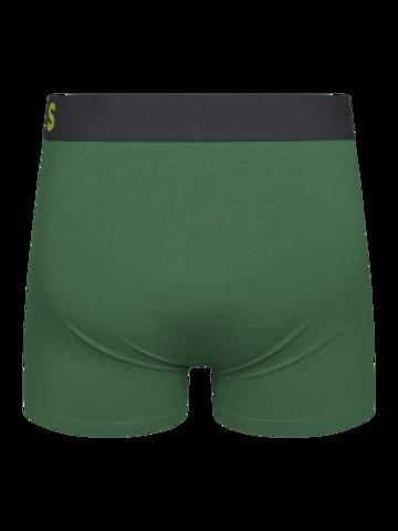 Zľava Stromovo zelené pánske boxerky
