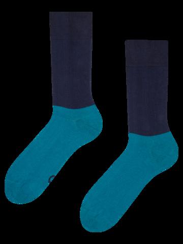 Tip na darček Temno modre nogavice Ravnotežje