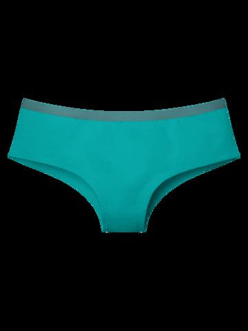 Obrázok produktu Tyrkysové dámske nohavičky hipster