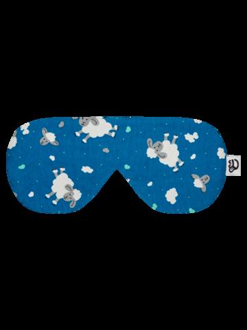 Hľadáte originálny a nezvyčajný darček? Obdarovaného zaručene prekvapí Živahna spalna maska Ovce in oblaki