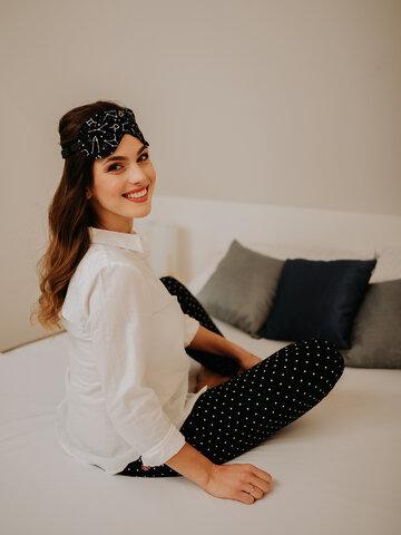 für ein vollkommenes und originelles Outfit Schlafmaske Sternzeichen