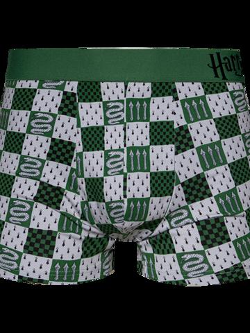 Pre dokonalý a originálny outfit Boxer rigolo pour hommes Harry Potter ™ Serpentard