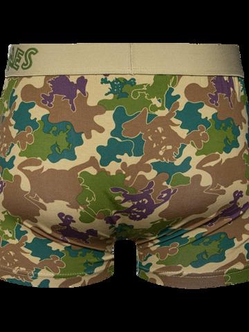 Obrázok produktu Veselé pánske boxerky Looney Tunes ™ Kamufláž