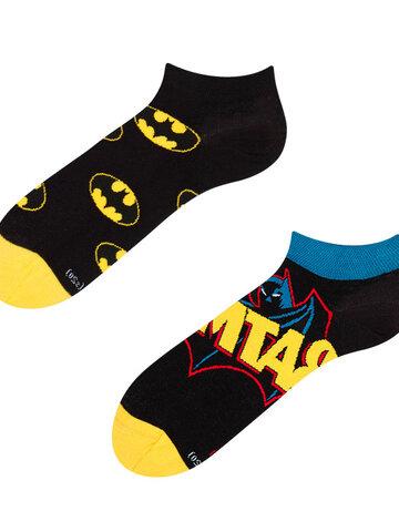 Pre dokonalý a originálny outfit Batman™ enkelsokken Logo