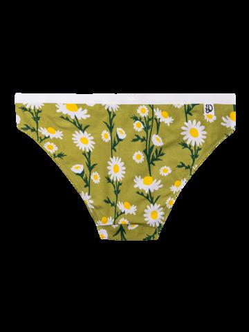 Výpredaj Veselé dámske nohavičky Kamilkový čaj