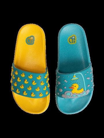 Pre dokonalý a originálny outfit Kids' Slides Ducks
