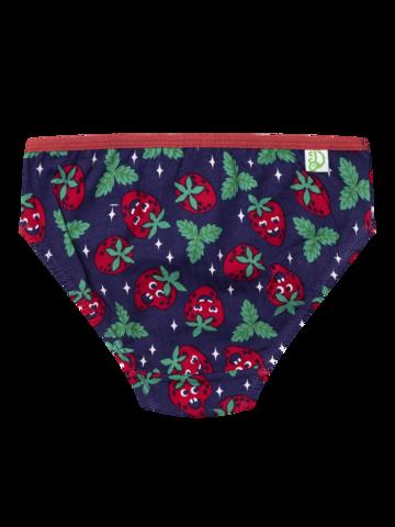 Obrázok produktu Veselé dievčenské nohavičky Šťastné jahody