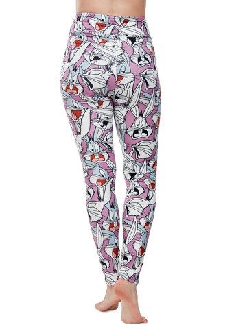 Sale Looney Tunes ™ High Waisted Leggings Bugs Bunny