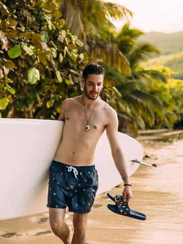 Gift idea Men's Swim Shorts Starfish