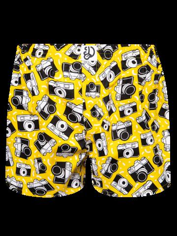 Suchen Sie ein originelles und außergewöhliches Geschenk? überrascht den Beschenkten sicher Lustige Shorts für Männer Kamera