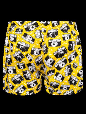 Ausverkauf Lustige Shorts für Männer Kamera