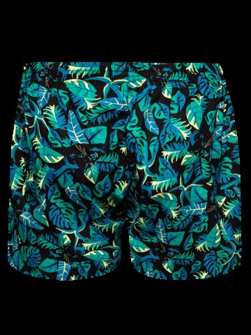 für ein vollkommenes und originelles Outfit Lustige Shorts für Männer Nacht-Panther