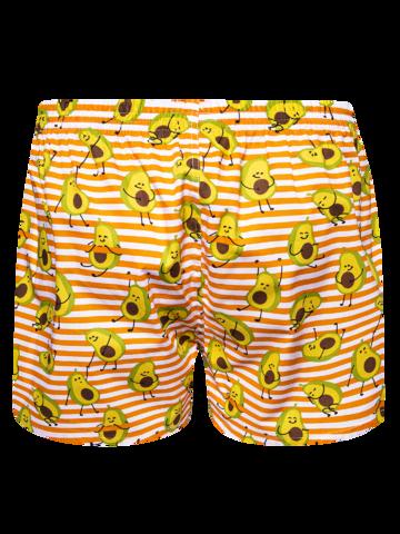 Hľadáte originálny a nezvyčajný darček? Obdarovaného zaručene prekvapí Vrolijke heren boxershorts Grappige avocado