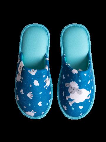 Zľava Veselé papuče Ovečky a obláčiky