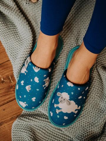 Obrázok produktu Veselé papuče Ovečky a obláčiky