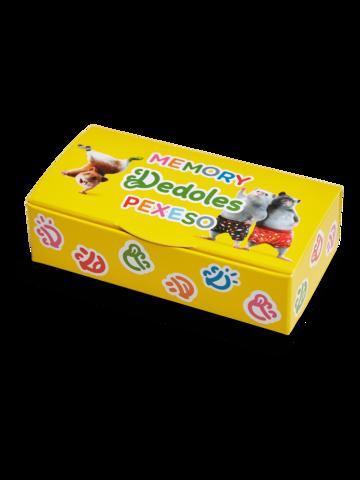 für ein vollkommenes und originelles Outfit Lustiges Memory-Spiel Dedoles-Hamster