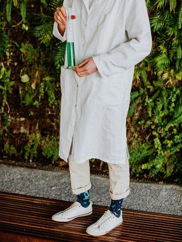 pro dokonalý a originální outfit Veselé ponožky DNA