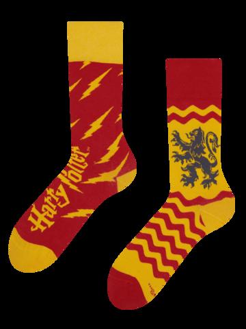 Lifestyle photo Harry Potter Regular Socks ™ Gryffindor