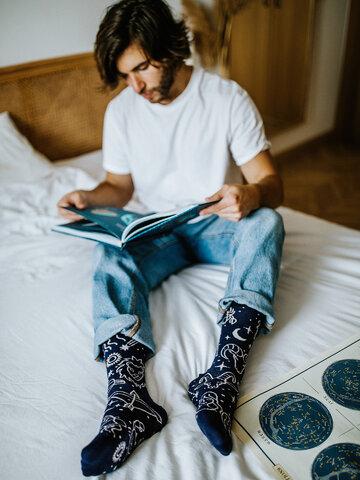 Výjimečný dárek od Dedoles Veselé ponožky Zvěrokruh