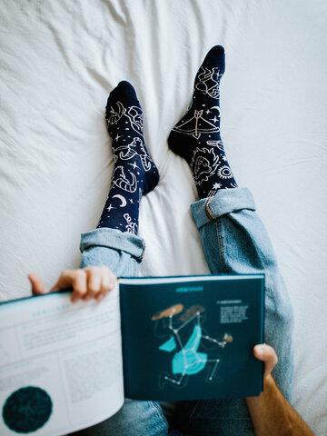 Tip na dárek Veselé ponožky Zvěrokruh