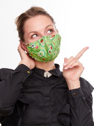 Lichidare de stoc Mască Facială Veselă Dragoste pentru Avocado