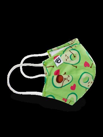 Căutați cadou unic și original? Va bucura enorm sărbătoritul Mască Facială Veselă Dragoste pentru Avocado