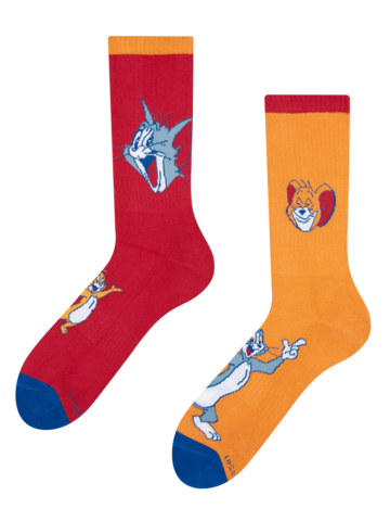 Original gift Sport Socks Tom and Jerry™ Stars